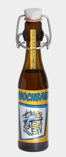 """VORSICHT BAUSTELLE - Motiv: """"HOCHBAU"""""""