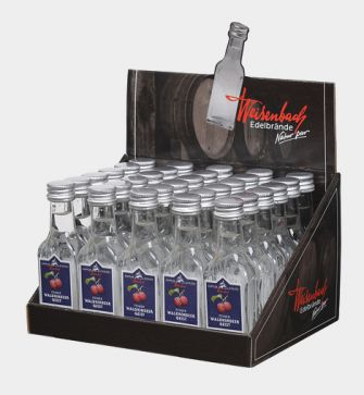 Mini-Display Waldhimbeergeist 30 x 20ml