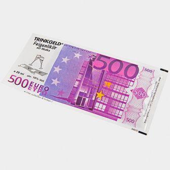 Trinkgeld® 500 Euro