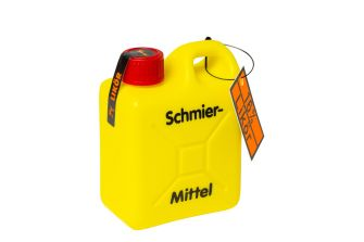 "Reserve-Kanister ""Schmiermittel"""