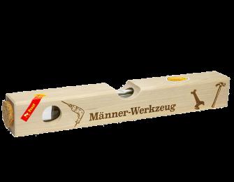 """""""Wasser""""waage (groß) - Männer-Werkzeug"""