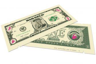 BAR-GELD® - ONE DOLLAR