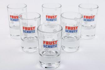 FRUSTSCHUTZ®  Shot-Glas, 6er-Set