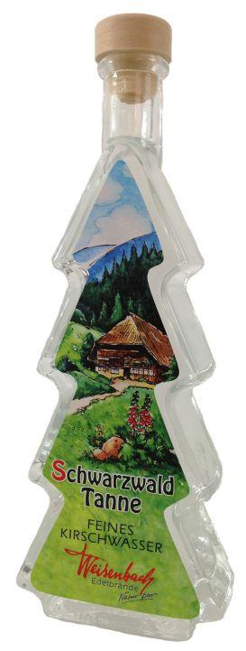 Schwarzwald-Tanne Kirschwasser