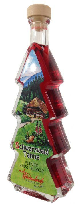 Schwarzwald-Tanne Kirschlikör