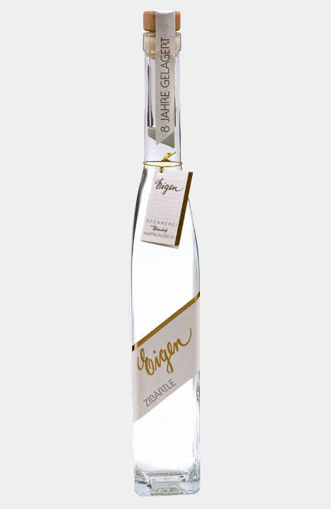 Eigen-Brand Selection - Zibärtle (Wildpflaume) 0,5 Liter