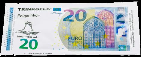 Trinkgeld® 20 Euro