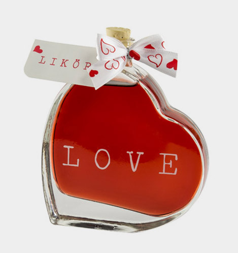 "LIKÖR-HERZ ""LOVE"""