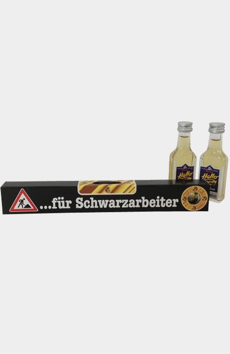 """""""Wasser""""waage """"...für Schwarzarbeiter"""""""