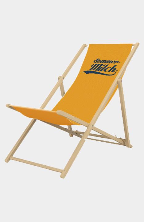 Sommer-Milch® Liegestuhl