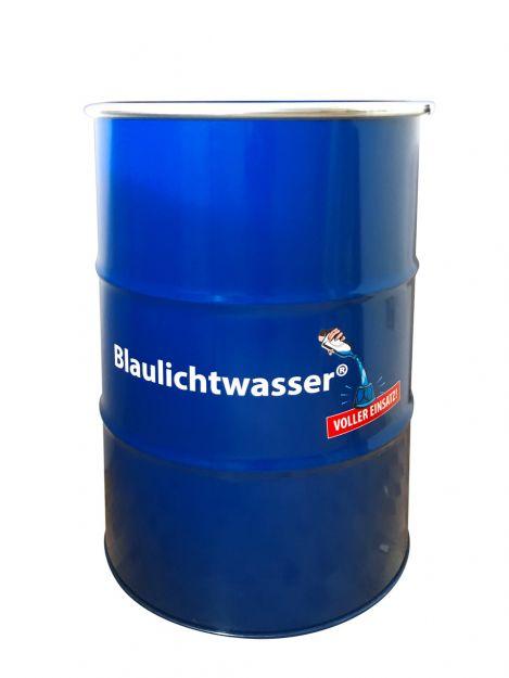 Blaulichtwasser® - Stehtisch-Fass