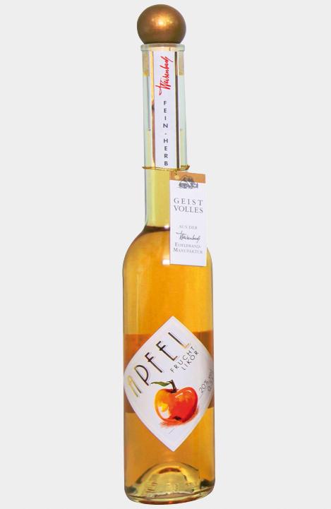 Apfel-Likör