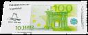 Trinkgeld® 100 Euro