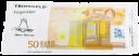 Trinkgeld® 50 Euro