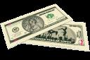 BAR-GELD® - ONE HUNDRED DOLLAR