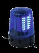 Blaulichtwasser® - Party-Blaulicht mit 108 LEDs
