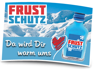 Banner: Frustschutz